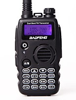 BaoFeng UV-A52 Walkie Talkie UHF VHF Dual Band BF A52 CB Radio 128CH VOX Camo colour Dual Display Transceiver for Hunting Radio