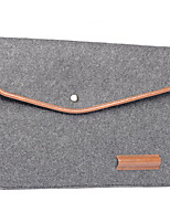 Notebook Liner Pack Leather Wool Felt Computer Bag  12 Inches
