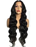 150% Density Body Wave Lace Front Human Hair Wigs with Baby Hair 9A Peruvian 100% Virgin Human Hair Natural Hairline 8''-22'' Glueless Lace Front Wigs