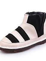 Для женщин На плокой подошве Удобная обувь Формальная обувь Полиуретан Осень Повседневные Для праздника Для прогулок На плоской подошве