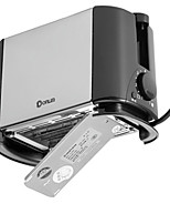 Donlim TA-8600 Bread Makers Toaster Kitchen 220V Health Care Light and Convenient Timer Cute Low Noise Power light indicator Lightweight Low vibration