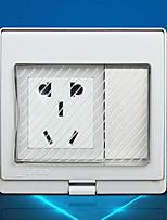 Электрические розетки PP С коммутатором 9*10*5