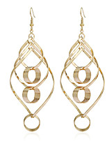 Women's Earrings Set Basic Geometric Metallic Alloy Jewelry For Gift Evening Party Stage Club Street
