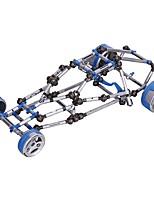 DIY KIT Display Model Building Blocks Educational Toy For Gift  Building Blocks Car Motorcycle Plastics Acetate/Plastic ABS6 Years Old