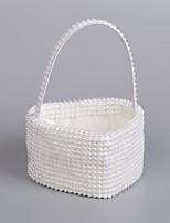 Flower Basket Rattan 9