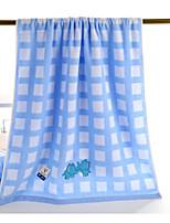 Банное полотенце,В клетку Высокое качество 100% хлопок Полотенце