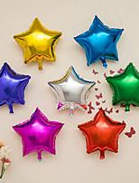 Фольга Свадебные украшения-10piece / УстановитьСвадьба Особые случаи Halloween День рождения Новорожденный Вечерние Вечеринка / ужин Для