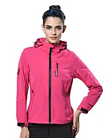 Women's Hiking Jacket Keep Warm Breathable Wearproof Jacket for Running/Jogging Camping / Hiking Climbing Winter Fall/Autumn XL XXL XXXL