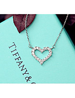 Women's Choker Necklaces Pendant Necklaces Animal Shape Alloy Animal Design Adorable Simple Style Jewelry ForDaily Casual Date Going out