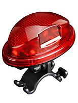 Велосипедные фары LED Велоспорт Анти-Ветер Anti-Dust USB Люмен USB красный На открытом воздухе