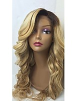 Top Quality Strawberry Blonde Ombre T1B/27 Glueless Full Lace Wigs With Baby Hair 100% Brazilian Virgin Hair Wigs for Black Woman