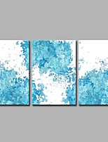 H2O Type-M 3 Panels 100% Hand-painted Oil Paintings on Canvas Modern Artwork Wall Art for Room Decoration 20x28inchx3