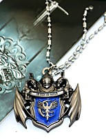 Ispirato da Game of Thrones/Il trono di spade Snow Villiers Anime Accessori Cosplay Collane