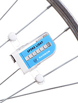 LED Light LED Cycling RGB Colors changing AAA Lumens Battery RGB Color-changing Cycling/Bike