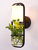40 E26 E27 Простой Модерн Ретро Живопись Особенность for Мини,Рассеянный настенный светильник