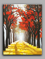 Hand-Painted Mangrove Country Art Deco One Panel Canvas Oil Painting For Home Decoration