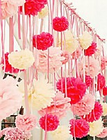 1Pcs Wedding Decoration Decorative Paper Flower Ball Peony Flower Ball Paper Crafts Wholesale Paper Flower Ball