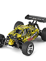 WL Toys 18401 Buggy 1:18 Brush Electric RC Car 22 2.4G 1 x Manual 1 x Charger 1 x RC Car
