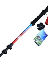 3 Nordic Walking Poles 135cm Simple Durable Aluminum Alloy 7075 Camping & Hiking Outdoor Exercise Outdoor