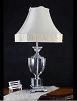 40 Тиффани Настольная лампа , Особенность для Хрусталь , с использование Вкл./выкл. переключатель