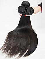 Tissages de cheveux humains Cheveux Brésiliens Droit 6 Mois 3 Pièces tissages de cheveux kg Mèches Rapides