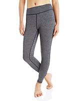 Damen Fitness, Laufen & Yoga für Yoga Rennen Baumwolle Schlank Schwarz Grau Rot Blau S M L XL