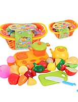 Pretend Play Toy Foods Plastics Kids