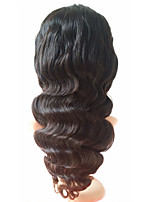 Glueless Lace Front Human Hair Wigs With Baby Hair Body Wave Lace Wigs Brazilian Hair Wigs For Black Women  Hair