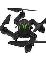 Drone F12 6Canaux 6 Axes Eclairage LED Retour Automatique Sécurité Intégrée Mode Sans TêteQuadri rotor RC Télécommande Câble USB Hélices