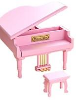 Boîte à musique Piano Bois