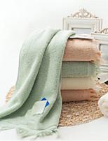 Полотенца для мытья,Однотонный Высокое качество 100% хлопок Полотенце