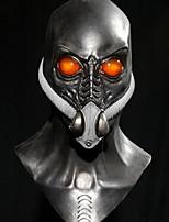 Halloween Horror Mask Makeup Dance Mask Nigga Oxygen Mask Mask Party Props
