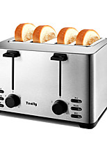 Tenfly THT-301Bread Makers Toaster Kitchen 220VMultifunction Light and Convenient Timer Cute Low Noise Power light indicator Lightweight Low vibration