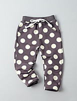 Boys' Solid Pants-Cotton Spring