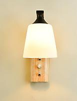 5 E27 Simple Campestre Característica Luz Ambiente Luz de pared