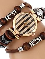 Жен. Детские Часы-браслет Уникальный творческий часы Повседневные часы Китайский Кварцевый Защита от влаги PU ГруппаКольцеобразный