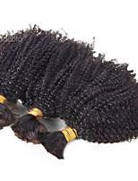 Bundle cheveux Cheveux Brésiliens Très Frisé 12 mois 1 Pièce tissages de cheveux kg Mèches Rapides