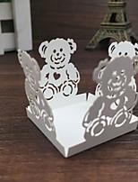 Перламутровая бумага Свадебные украшения-50Шт./наборСвадьба Для вечеринок Особые случаи День рождения Новорожденный Вечерние Для
