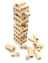 Costruzioni Gioco educativo per il regalo Costruzioni Rettangolare Legno Tutte le età Giocattoli