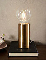 5 Modern/Comtemporary Table Lamp , Feature for Novelty , with Electroplate Use On/Off Switch Switch