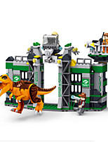 Building Blocks For Gift  Building Blocks Dinosaur Plastics 6 Years Old and Above Toys