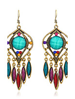 Women's Earrings Set Basic Vintage Personalized Rhinestone Alloy Jewelry For Gift Evening Party Club Street