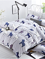 Super Soft Animals Polyester Blankets