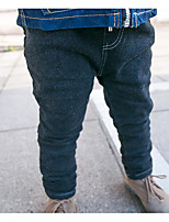 Boys' Solid Jeans Fall Winter