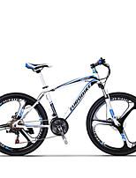 Горный велосипед Велоспорт 21 Скорость 26 дюймы/700CC SHIMANO TX30 Дисковый тормоз Передняя вилка с амортизацией Углерод Стальная рама