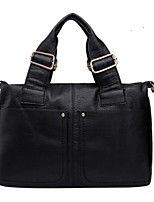 Women Bags All Seasons Cowhide Shoulder Bag with for Casual Outdoor Blue Black Gray