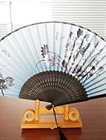 Ventilateurs et parasols-1 Pièce / Set EventailThème plage Thème jardin Thème papillon Thème classique Mariage Vintage Theme rustique