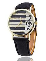 Муж. Нарядные часы Модные часы Наручные часы Уникальный творческий часы Повседневные часы Китайский Кварцевый PU Группа Повседневная