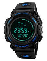 SKMEI Муж. Спортивные часы Армейские часы Модные часы Уникальный творческий часы электронные часы Наручные часы Японский Цифровой LED
