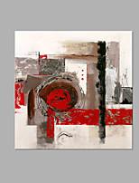 Handgemalte Abstrakt Künstlerisch Ein Panel Leinwand Hang-Ölgemälde For Haus Dekoration